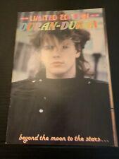 Limited Edition Duran Duran Special Issue No 10 Magazine