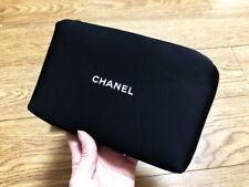 CHANEL Neoprene Medium Makeup Cosmetic Wash Bag Pouch VIP Gift