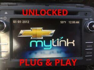 13-17 chevy traverse buick enclave gmc acadia screen radio UNLOCKED PLUG & PLAY