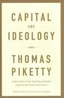 Capital and Ideology by Thomas Piketty 9780674980822 | Brand New