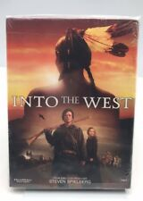 Into the West: Steven Spielberg (DVD) - New