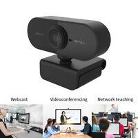 USB 2.0 HD Webcam Camera 1080P Web Cam W/ Mic For Computer PC Laptop Desktop xvg