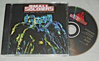 SMALL SOLDIERS soundtrack CD 1998 promo USA album NM/EX Queen,Rush,Pretenders++