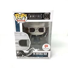 Universal Monsters Invisible man FunKo Walgreens Exclusive Funko Pop! 608