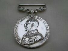 George V Meritorious Service Medal - 41323 DVR:-L.BMBR.:-J.BAL.16/BY: R.F.A