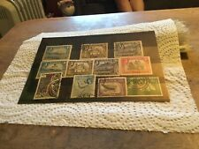 Aden Used Stamps Lot