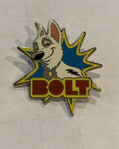 Disney Pin 67963 Bolt Dog