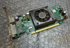 128mb DELL wx085 ATI Radeon hd2400 PRO DVI/S-VIDEO PCI-e scheda grafica 0wx085