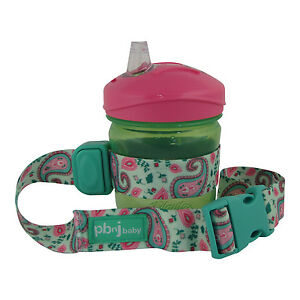 pbnj SippyPal Sippy Pal Adjustable Cup & Toy Holder for Babies