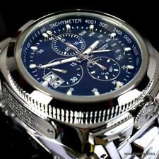 Invicta Reserve 15th Anniversary Russian Diver 52mm Steel Black Swiss Watch New