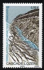 FRENCH ANTARCTIC MNH 2016 Cascade Lozère