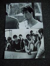 Sylvester Stallone-Pressefoto-Flucht oder Sieg
