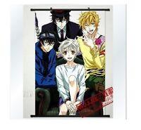 """Home Decor Japanese Anime Wall poster Scroll KARNEVAL GAREKI 24""""*35"""""""