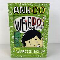 Weirdo The Totally Weird Collection by Anh Do 5 Books Box Set