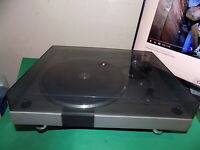BSR Fidelity 200P Belt Drive vintage Turntable Made Great Britain FAULTY/SPARES