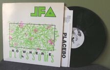 "JFA ""Nowhere Blossoms"" LP NM Orig Sun City Girls Black Flag Nofx Germs"