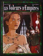 Les Voleurs d'Empires T3 - Jamar & Dufaux - Eds. Glénat - 1996 - EO