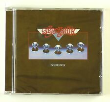 CD - Aerosmith - Rocks - #A1731