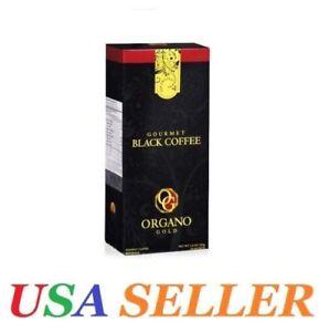 1 Box ORGANO GOLD GOURMET BLACK COFFEE - EXP.07/2022