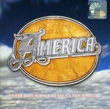 America - Definitive America (Intl Version) [CD]