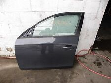 2009 2010 2011 2012 AUDI A4 DRIVER SIDE FRONT DOOR / LEFT SIDE COMPLETE