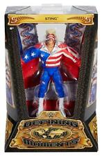 Sting WWE Mattel Defining Moments Brand New Action Figure Toy - Mint Packaging