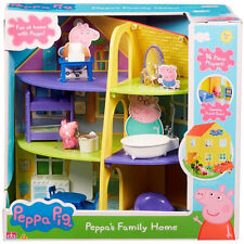 Peppa Pigs Family Home NEW