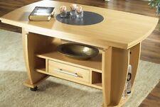 Höhenverstellbare, Tischteile & -zubehör Tische aus Buche fürs Wohnzimmer