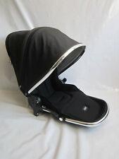 Mamas & Papas Ocarro Seat Unit, Hood and Fabrics BLACK