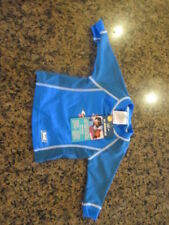 Baby Banz blue Infant upf 50 boys Swim suit wear shirt top 3 MO New NWT baby