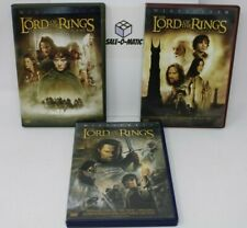 The Lord Of The Rings - *Widescreen* Trilogy Dvd Set (6 Discs)