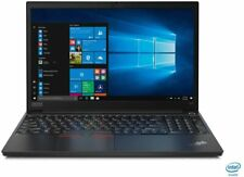Lenovo ThinkPad E15 15.6in FHD Intel Core i7-10510U 512GB Ssd 8GB Ram Win 10 Pro