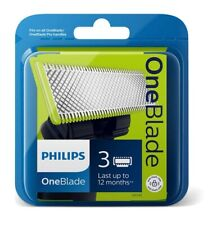 Pack 3 Lames OneBlade Philips