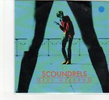 (FB591) Scoundrels, Sexy Weekend EP - 2012 DJ CD
