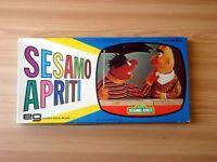 SESAMO APRITI EDITRICE GIOCHI 1978 COMPLETO  SCATOLA EG Vintage SHOW