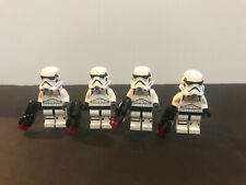 LEGO Stormtrooper Stud Blaster Authentic Star Wars 75262 MiniFigures Army Lot