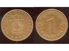 LETTONIE  1 santims  2003   ( bis )