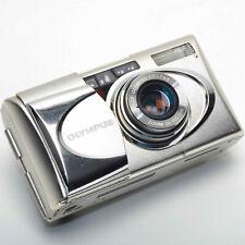 Olympus μ [mju:]-V Metal QD CAMERA Compact AF 35mm Film All Weather PointN Shoot