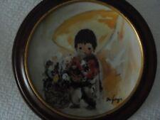 Collector plate Ettore Ted De Grazia Plate # 1827A