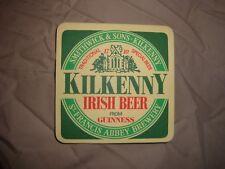 Kilkenny Irish beer from Guinness beer mat