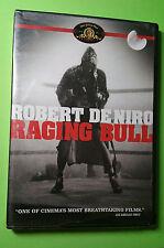 NEW - Raging Bull (DVD, 1980) Joe Pesci, Robert De Niro - BOXING - FREE SHIPPING