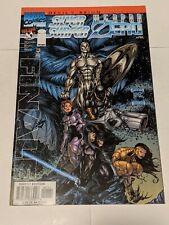 Silver Surfer Weapon Zero #1 April 1997 Marvel Image Top Cow Comics One-Shot