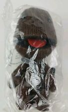 Little Big Planet 2 - Sack Boy Plush w tag NEW in Packet - Promo limited edition