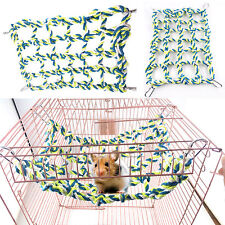 Rat Ferret Chinchilla Hamsters Hammock Braided Bed Toy Easy to Apply