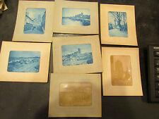 7 anciennes photos vers 1920 bretagne  locronan et environs 29