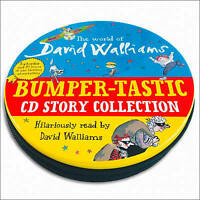 The World of David Walliams: Bumper-tastic CD Story Collection by David...P52
