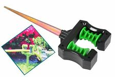 Schlauchführung mit Rollen Gartenschlauch Schlauchhalter Schlauchroller Führung