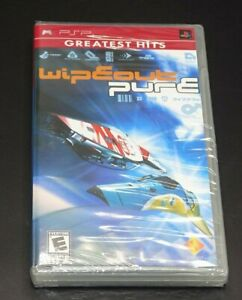 Wipeout Pure - Sony PSP   ***BRAND NEW***