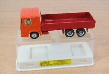 1:87 EFSI MAN LKW Pritsche - orange/rot