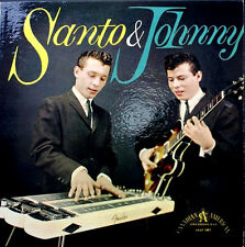 "SANTO & JOHNNY~""S/T""~1959 STEREO or MONO~Calp-1001~ ""EXCELLENT""~LP!!!"